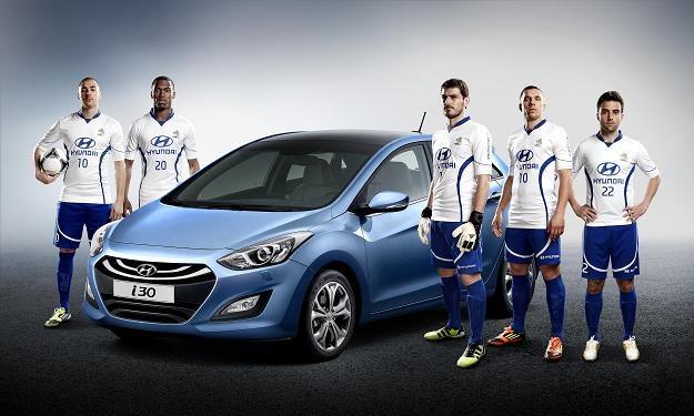 Od lewej: Karim Benzema, Daniel Sturridge, Iker Casillas, Lukas Podolski i Giuseppe Rossi. /Informacja prasowa