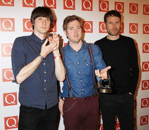 Od lewej: Nick Hodgson, Ricky Wilson, Simon Rix (fot. Chris Jackson) /Getty Images/Flash Press Media