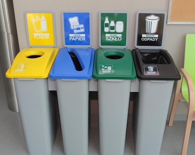 Od lipca obowiązywać zaczną nowe zasady segregacji śmieci. Fot. Piotr Miecik /Agencja SE/East News