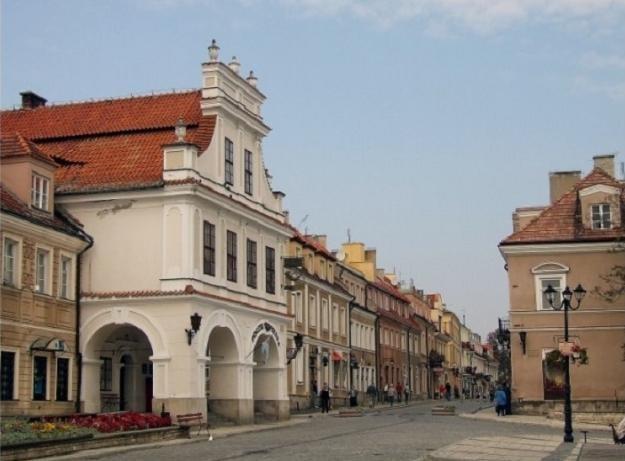 Od maja w Sandomierzu zapłacisz kadłubkiem /INTERIA.PL
