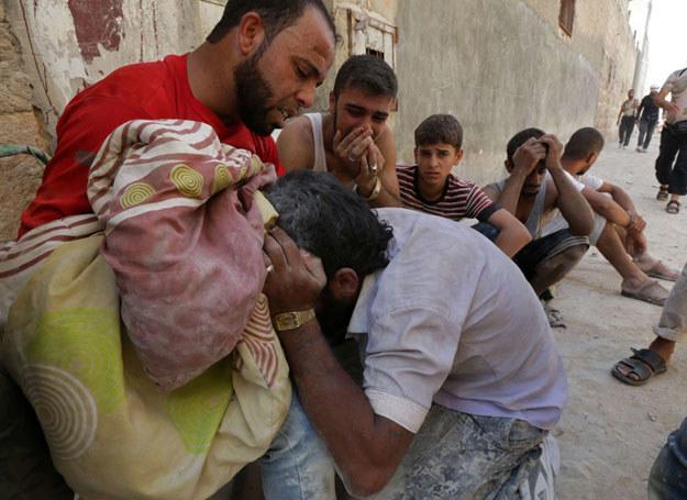 Od marca 2011 roku w konflikcie w Syrii zginęło ponad 230 tys. osób /AFP