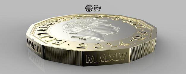Od marca przyszłego roku funtówki będą mieć kształt szesnastokąta /