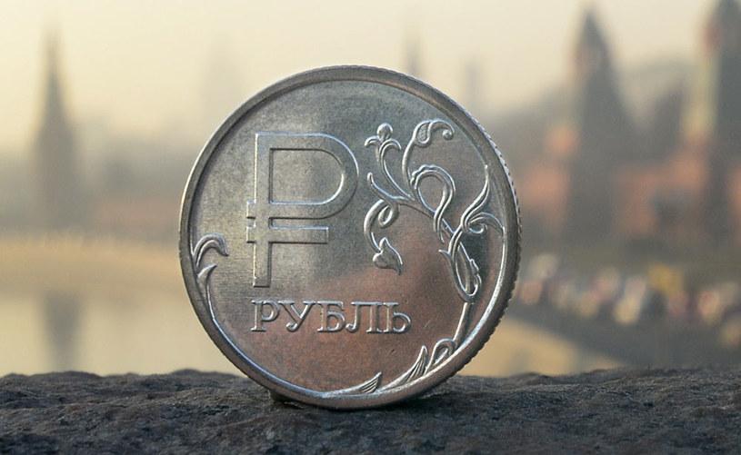 Od marca rubel główną walutą w Ługańskiej Republice Ludowej /ALEXANDER NEMENOV /AFP