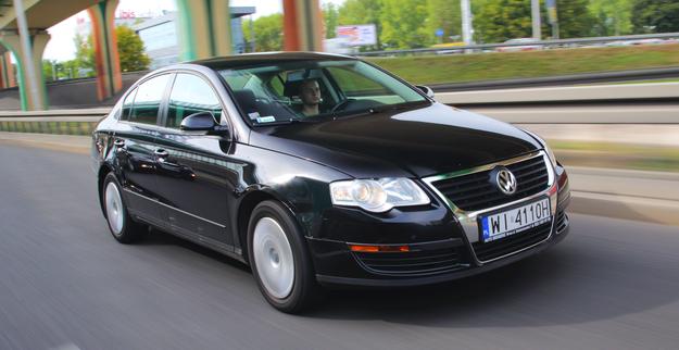Od nowości u jednego użytkownika – właściciel planuje sprzedać Volkswagena, zanim osiągnie przebieg 200 tys. km. /Motor