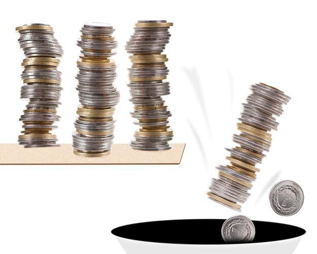 Od początku 2013 r. zadłużenie wzrosło o 7,5 proc., czyli o 59 mld 206,4 mln zł /©123RF/PICSEL