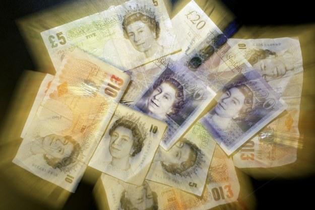 Od początku bieżącego roku funt stracił 8,6 proc. do USD, w ub. tygodniu za funta płacono 1,48 USD /© Bauer