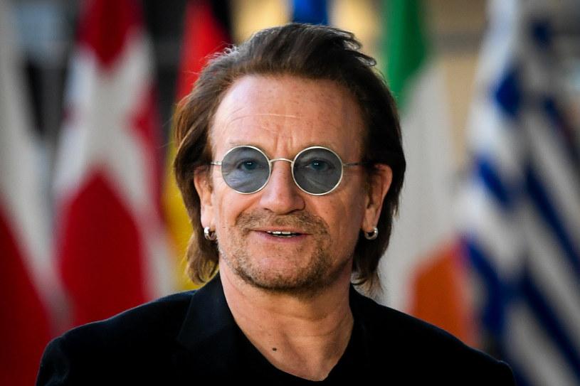 Od początku kariery muzycznej Bono angażował się w działalność charytatywną /Frederic Sierakowski / Isopix /East News