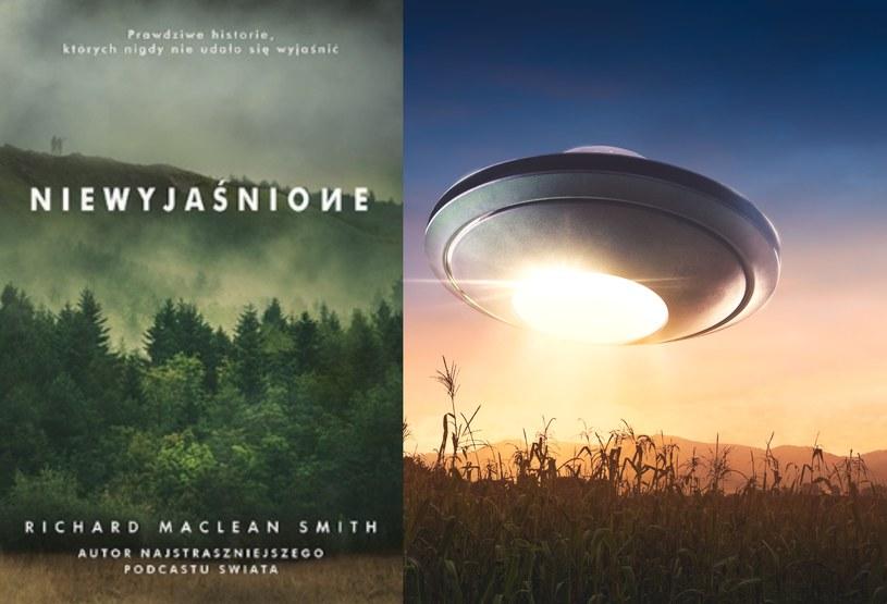 Od początku ludzkiej historii zapisujemy opowieści o dziwnych zjawiskach na niebie /123RF/PICSEL