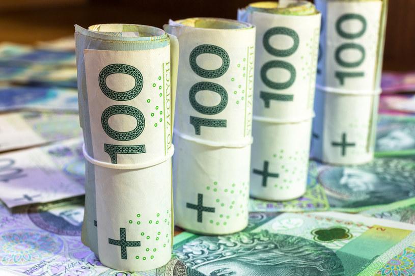 Od początku roku do końca września przybyło 66 mld złotych w postaci 450 mln banknotów (zdj. ilustracyjne) /©123RF/PICSEL