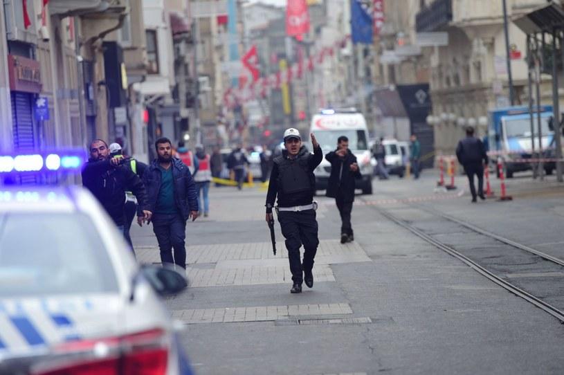 Od początku roku w Turcji doszło do czterech zamachów terrorystycznych /AFP