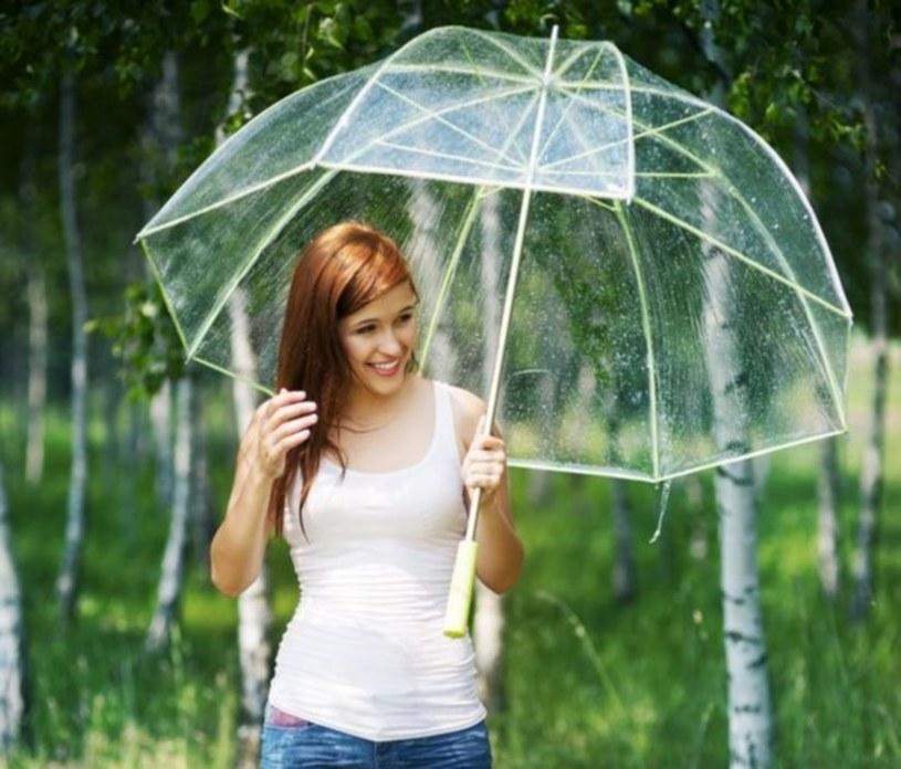 Od poniedziałku będzie deszczowo /123RF/PICSEL