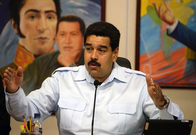Od przejęcia funkcji przez nowego prezydenta w kwietniu tego roku w Wenezueli pogłębia się kryzys gospodarczy. /AFP