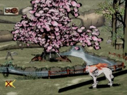 Od razu widać, że wydarzenia przedstawione w grze odbywają się w Kraju Kwitnącej Wiśni /INTERIA.PL
