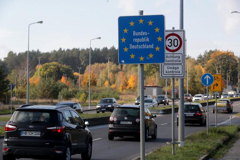 Od soboty (24 października) cała Polska uznawana jest przez Niemcy za obszar ryzyka epidemicznego /ANDRZEJ SZKOCKI/POLSKA PRESS /East News