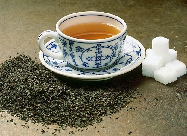 Od wieków właściwości lecznicze zielonej herbaty wykorzystywano w Chinach i Japonii