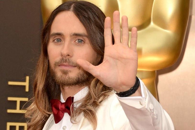 """Odbierając Oscara za rolę w filmie  """"Witaj w klubie"""" nie zapomniał o słowach wsparcia dla walczących Ukraińców. Wcześniej angażował się w kampanię wyborczą Baracka Obamy, a także pomagał ofiarom trzęsień ziemi w Japonii i na Haiti /Getty Images/Flash Press Media"""