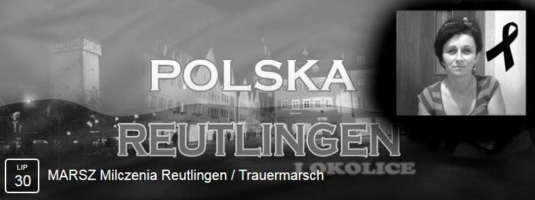 Odbył się marsz upamiętniający Polkę zabitą w Reutlingen, fot. Facebook /
