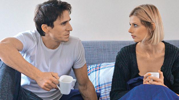 Odc. 1280. Adrian przyzna się Iwonie do uzależnienia od seksu. /Świat Seriali