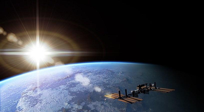 Odchody astroautów mogą jeszcze się na coś przydać na ISS /123RF/PICSEL