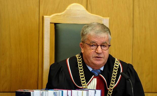 Odchodzi kolejny sędzia Sądu Najwyższego