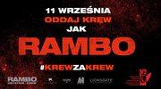 Oddaj krew jak Rambo! Dołącz do akcji #KrewZaKrew