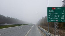 0007O53QK4TSH2WD-C307 Oddano ostatni odcinek S8 między Warszawą a Białymstokiem