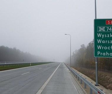 Oddano ostatni odcinek S8 między Warszawą a Białymstokiem