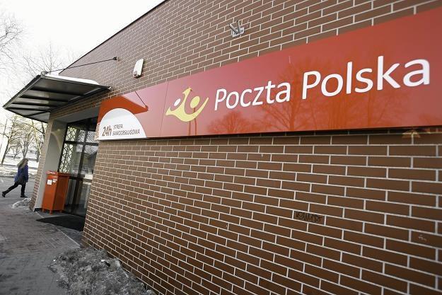 Oddział Poczty Polskiej w dzielnicy Gdańsk Stogi 2. Fot. Dominik Sadowski Agencja Gazeta /