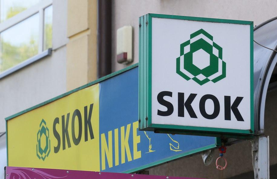Oddział SKOK Nike przy ul. Czapelskiej w Warszawie /Paweł Supernak /PAP