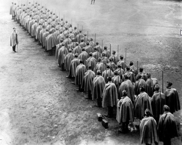 Oddział Strzelców Podhalańskich (zdjęcie ilustracyjne) /Z archiwum Narodowego Archiwum Cyfrowego