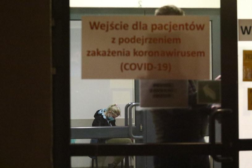Oddział zakaźny we Wrocławiu /JAROSLAW JAKUBCZAK / POLSKA PRESS /East News