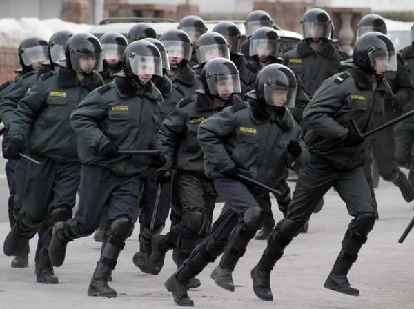 Oddziały specjalne stłumiły demonstrację /AFP