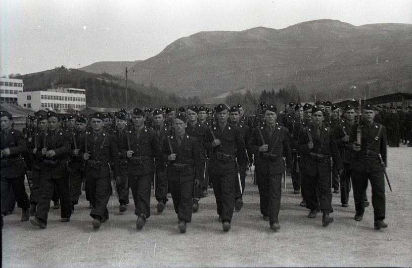 Oddziały Ustaszy w 1942 roku /Wikimedia Commons – repozytorium wolnych zasobów /INTERIA.PL/materiały prasowe