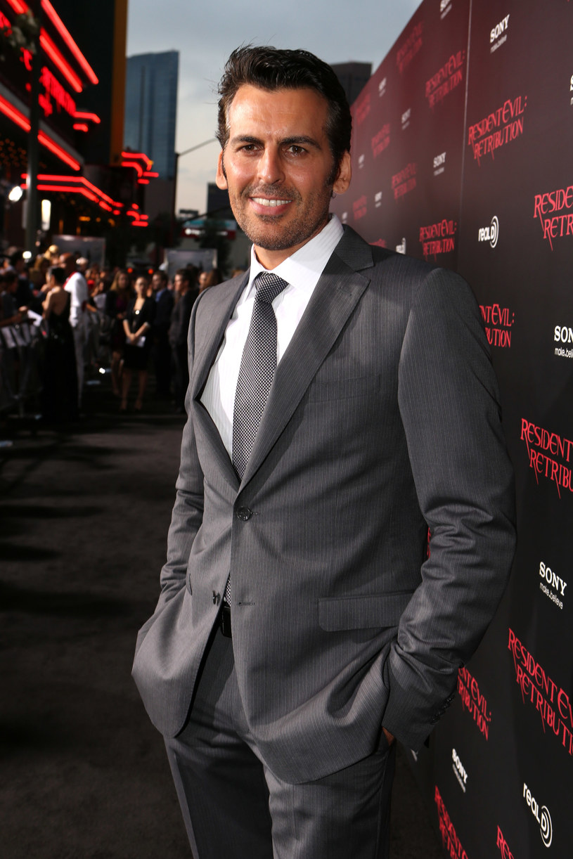 Oded Fehr /Christopher Polk /Getty Images