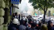 Odessa: Starcia w centrum miasta. Strzały i eksplozje