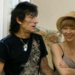 Odeszła od gitarzysty Rolling Stones, bo jest alkoholikiem