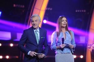 """Odeszła z """"Pytania na śniadanie"""", ale pozostała w TVP. Z Hubertem Urbańskim stworzyła energetyczny duet w """"Bitwie na Głosy"""" w Dwójce. /fot  /MWMedia"""