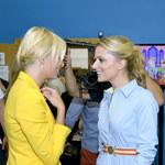 Odeta Moro i Halinka Mlunkova: Nowe przyjaciółki?