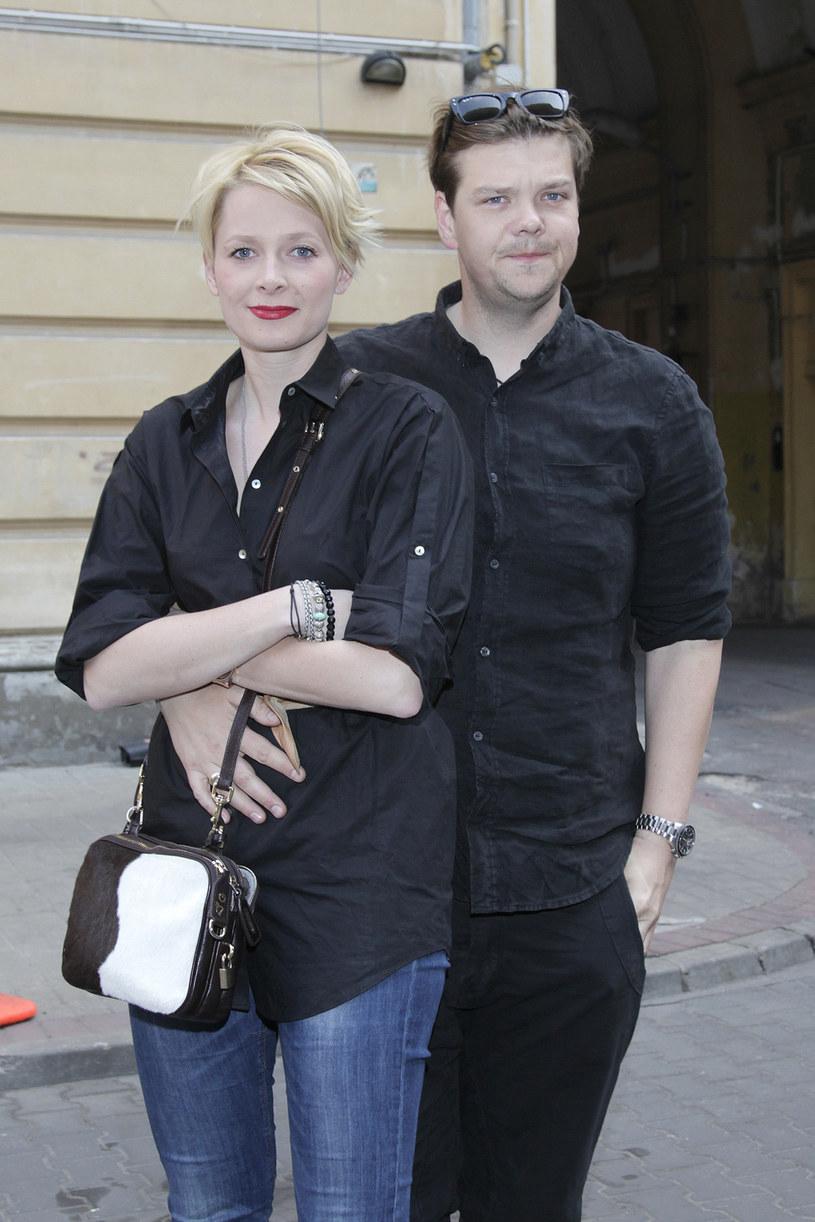 Odeta Moro i Michał Figurski, 2011 rok /Jarosław Wojtalewicz /MWMedia