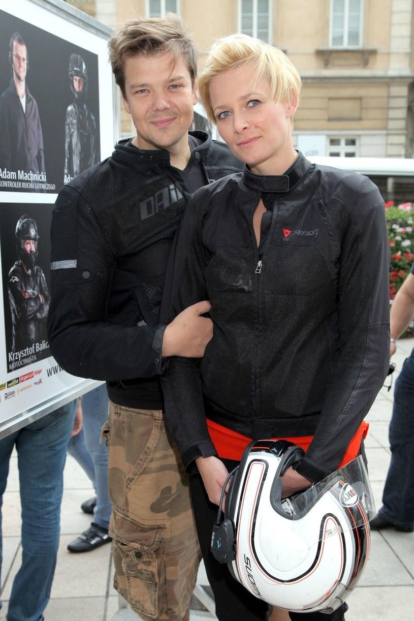 Odeta Moro i Michał Figurski byli małżeństwem przez 12 lat /Paweł Wrzecion /MWMedia