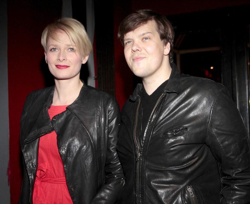 Odeta Moro i Michał Figurski przez wiele lat byli małżeństwem /Jankowski/REPORTER /Reporter