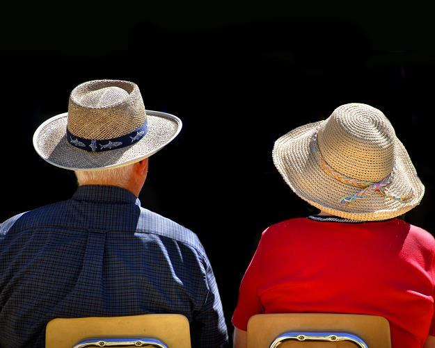 Odkładając już 250 zł co miesiąc na emeryturę, można uniknąć gwałtownego spadku dochodów /©123RF/PICSEL