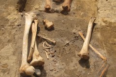 Odkopali pochowane wampiry