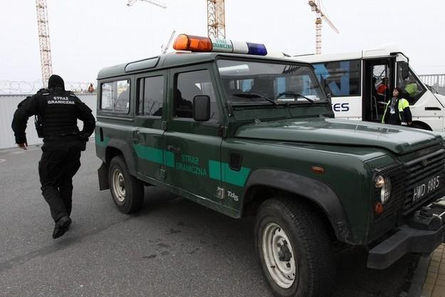 Odkrycia dokonała straż graniczna / Fot: Michal Fludra /Reporter