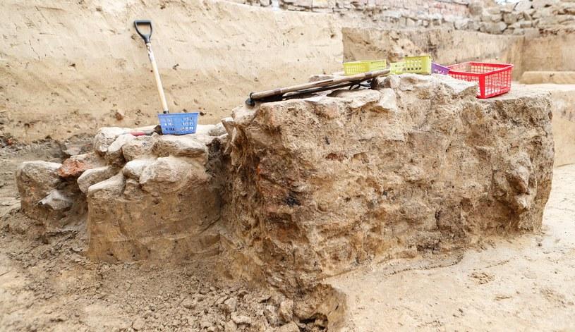 Odkrycie archeologiczne (zdjęcie ilustracyjne) /Krzysztof Kapica /East News