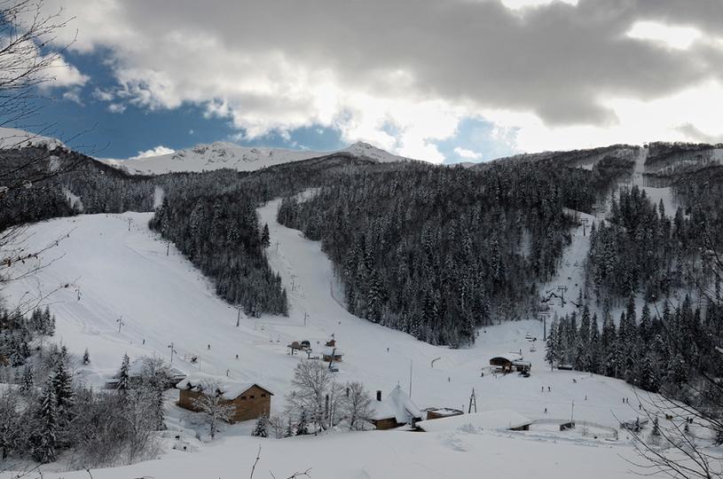 Odkryj Czarnogórę zimą /materiały prasowe