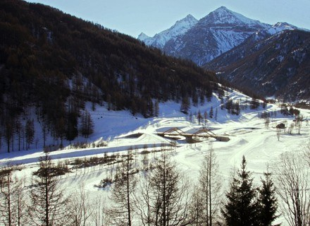 Odkryjcie piękno zimowych krajobrazów /AFP