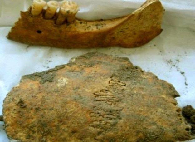 Odkryte w Sarpsborgu szczątki Indianina z Peru, pochowanego tam przed tysiącem lat /MWMedia