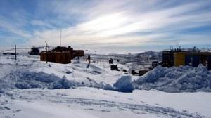 Odkryto bakterie pod lodem Antarktydy. Podobne istnieją na Marsie?
