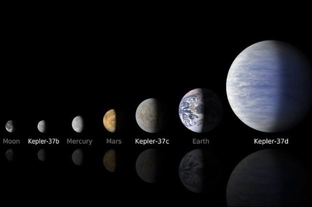 Odkryto kolejne planety pozasłoneczne /NASA